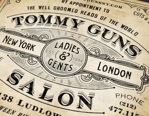 Tommy Guns